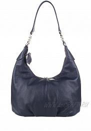 Женская кожаная сумка L-craft модель №L78 | натуральная кожа | гладкий | цвет синий |  К84 | арт.21877     купить от производителя оптом и в розницу